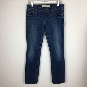 Abercrombie &Fitch Erin Jeans size 28